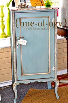 furniture using ASCP  Hueology: Mastering the French Look