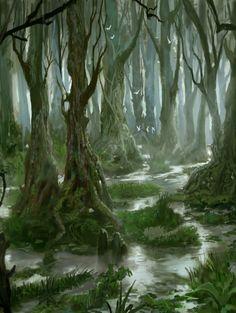 Swamp Waters