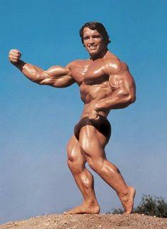 Arnold Leg Workout