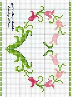 Disney Cross Stitch Patterns, Counted Cross Stitch Patterns, Cross Stitch Designs, Cute Embroidery, Cross Stitch Embroidery, Cross Stitch Heart, Crafty, Floral, Cross Stitch Flowers