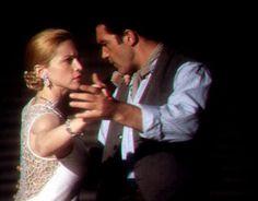 """""""Evita"""" 1996 - The Movie/Musical. Madonna and Antonio Banderas - Tango !!"""