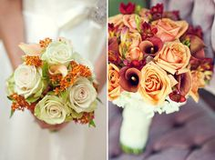 Top 8 Fall Wedding Flowers - Project Wedding
