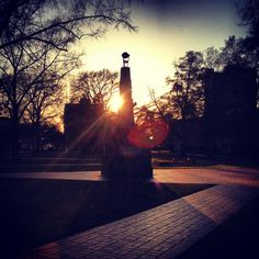Gamecocks, Have you sent in your photos this week? Yours could be featured on sc.edu!   Email photos to webcomm@sc.edu.  PHOTO: Sunset on Horseshoe, by Anika Wilner