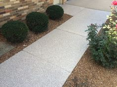 Sidewalk Decorative Concrete Resurfacing Normal IL
