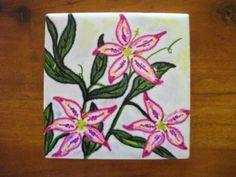 Ceramic Tile Arts and Crafts for Kids