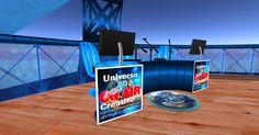 Sede de Universo Creativo SL, área de Radio UCSL