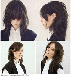 Fashion week is almost here and so is the official start of fall. It's the perfect time for a seasonal update and Coco Rocha's new cut, which debuted in Harper's Bazaar (harpersbazaar.com), is hitt...