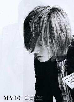 Kim Hyun Joong 김현중 ♡ black & white ♡ Kdrama ♡ Kpop ♡