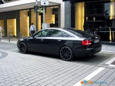 Audi a6 tuning 2005 2012 new car models and pictures images