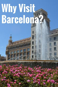 Why Visit Barcelona? Beauty in the Catalan Capital!