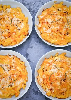 Sweet Potato Macaroni Cheese