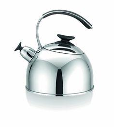Beka 16303334 Suave - Hervidor de acero inoxidable (18 cm, todos los tipos de cocina): Amazon.es: Hogar
