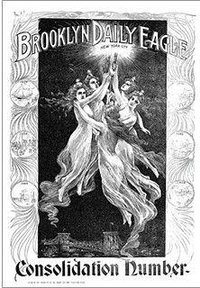 NEW YORK - Brooklyn Daily Eagle 1841-1902