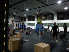 Wod level 2 Your Space, Gym Equipment, Basketball Court, Workout Equipment
