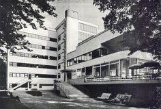 Machnáč Sanatorium, Teplice, Czech Republic (1932)