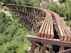 Destroyed and Abandoned: Photo Ho Train Track, Train Tracks, Abandoned Train, Abandoned Places, Ho Trains, Model Trains, Escala Ho, Garden Railroad, Christmas Train