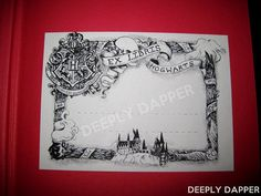 Hogwarts Library Bookplates | 21 Harry Potter School Supplies That Will Make You A Total Hermione