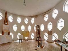 Konstantin Stepanovich Melnikov, Cemal Emden · Melnikov House · Divisare