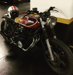 Yamaha Yamaha Xs 750 Cafe Racer 1977 - Año Otros Tipos - 60 km - en Mercado Libre