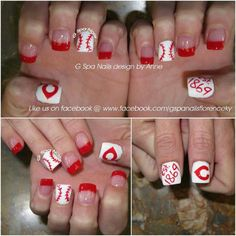 Reds Nails