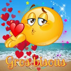ᐅ 42 Kisses pictures, pictures and illustrations for fb – GoodImages Emojis Wallpaper, Wallpaper Iphone Disney, Good Morning Smiley, Bisous Gif, Senior Humor, Senior Pranks, Love Heart Images, Kiss Pictures, Images Photos