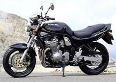 Suzuki Bandit 600 | Suzuki GSF 600 N Bandit