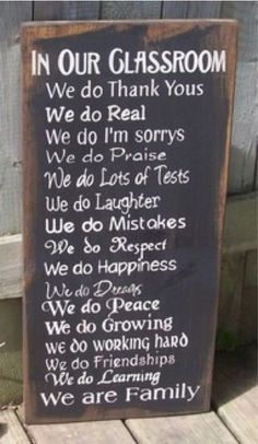 Love love love this... this is so my classroom.