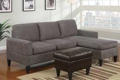 Compact Sectional Sofa - Orange County Furniture Warehouse, F7281