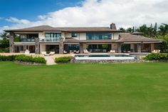 Luxury Homes - Details for Maui - Kapalua - Spectacular Ultra Luxury Estate