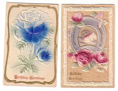 The Victorian era - Greeting cards