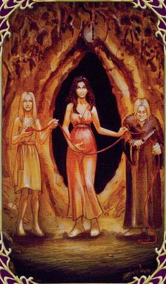 Erotic wicca