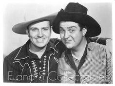 Gene Autry & Smiley Burnette