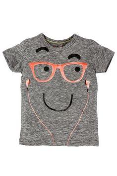 Little Geezer T-Shirt (3mths–6yrs)