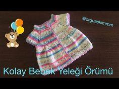 Merhaba sevgili arkadaşlar sizlerle örgü örerek beraber oluyoruz. Örgü bazen aşk bazen sevgi bazende çaresiz dertlerimizden bir kaçış kapısıdır. Örgü örerken... Crochet For Kids, Crochet Baby, Knit Crochet, Crochet Videos, Working With Children, Bargello, Baby Knitting, Baby Kids, Diy And Crafts