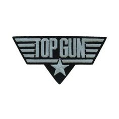 """U.S. Navy Top Gun White Patch Black & White 3"""" (12 CAD) ❤ liked on Polyvore featuring tops, white and black crop top, navy tank top, henley tops, black white top and navy blue tops"""