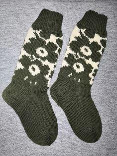 Marimekko, Knitting Socks, Knits, Diy Ideas, Projects To Try, Bedroom, Clothes, Style, Knit Socks