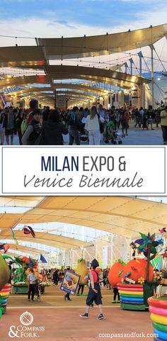 Expo Milano 2015 www.compassandfork.com