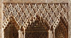 Alhambra, Gebouw, Antieke, Granada