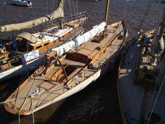 I dream of sailing