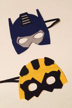 Transformadores inspiraron máscaras máscaras de por MFBFactory