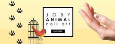 Browse Joby Nail Art's selection of sleek and sassy nail stickers and nail decals. Animal Nail Art, Nail Art Stickers, Nails, Finger Nails, Ongles, Nail, Nail Manicure