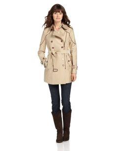 Keegan Trench Coat | Cassa Clara