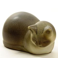 Moses by Lisa Larson #cat #ceramic #sculpture #lisalarson