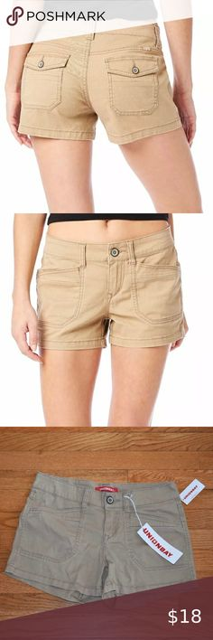 NEXT Gorgeous Little Boys Khaki Camo Shorts with Adjustable Waist NWT