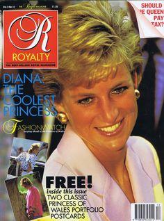 Princess Diana cover