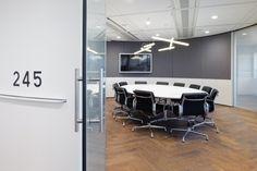 Vopak NL office by Fokkema & Partners, Rotterdam - Netherlands