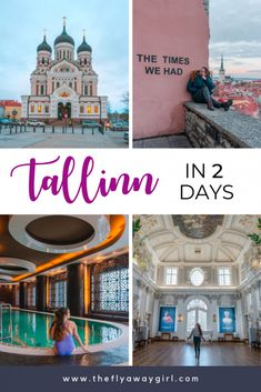 There is so much do in Tallinn whether you're doing a day trip to Tallinn, weekend in Tallinn or even a week in the Baltics! Don't miss this Tallinn guide with all the tips and tricks for the best trip to Estonia. #tallinn #estonia #baltic