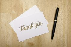 Interviewing Tips: 5 Things to NOT Do With Job Interview Thank You Notes