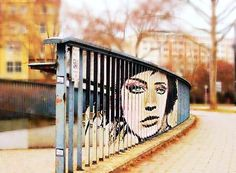 Уличные иллюзии – уникальный стрит-арт от Zebrating-Art  фото 1