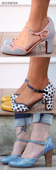 Shop Now🛒 15 Best Vintage Fashion Heels Shoes Picks.Must Have Pair! Shop Now🛒 15 Best Vintage Fashion Heels Shoes Picks.Must Have Pair! Fancy Shoes, Cute Shoes, Me Too Shoes, Trendy Fashion, Vintage Fashion, Womens Fashion, Shoe Boots, Shoes Heels, High Heels